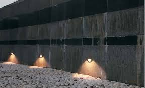 Recessed Outdoor Wall Lights The Most Exterior Recessed Wall Lights For Ideas Best Light