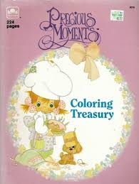 free precious moments coloring book 224 pages toys