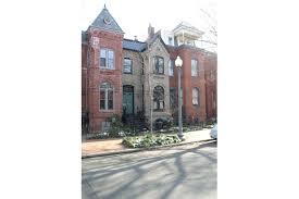 Modern Row House by Custom Modern Renovation Capitol Hill Row House Glass Walls