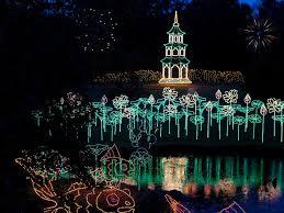 bull run park christmas lights christmas light displays southern living