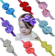 headbands with bows the shoe club baby girl headbands with bows for newborns