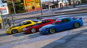 Mazda Rx7 Fd3s Stance Add On Replace Gta5 Mods Com