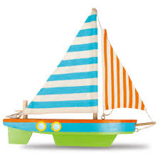 wooden sailing boat view all art craft u0026 activity galt toys