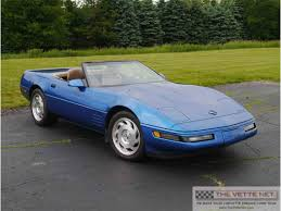 1993 chevrolet corvette for sale on classiccars com 45 available