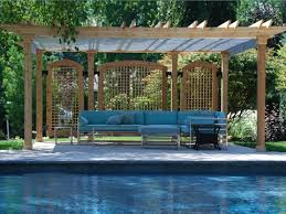Pergola Top Ideas by 28 Best Pool Shade Ideas Images On Pinterest Pool Shade
