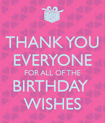 thank you messages sms for the birthday wishes and cards happy