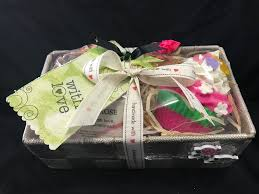 cupcake gift baskets cupcake and two soaps gift basket my soap