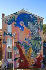 1789 best street art images on pinterest street art graffiti 6 fantastic animal based murals by italian muralist hitnes in the district of san basilio of rome italy for the sanba street art project march 2015