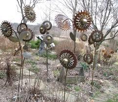 Upcycled Garden Decor 10 Best Sculptures Images On Pinterest Metal Sculptures Rusty