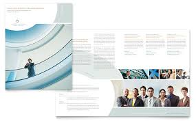 templates for business consultants business consulting brochure template design