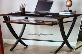 Computer Desk Costco Bayside Furnishings Nalu Computer Desk Costco 2017 Home