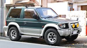 mitsubishi pajero 1996 mitsubishi pajero u0027s photos and pictures