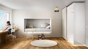 chambre fille originale lit enfant original pour une chambre cool et pratique