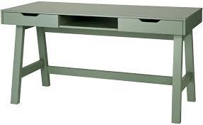Schreibtisch Holz Mit Schubladen Woood Nikki Schreibtisch Mit Schubladen Weiß