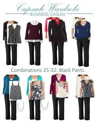 business casual ideas business casual capsule wardrobe 25 pieces 40 combinations