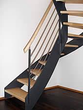 treppen stahl holz treppe stahl holz kombination treppe hannover und holztreppe