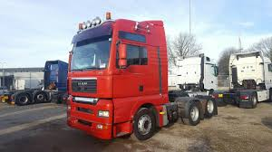 kleyn trucks for sale man 28 480 tga bls 6x2 manual 2007