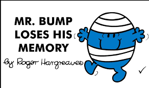 teacher space bump loses memory kindersite