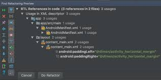 localize ui with translations editor android studio