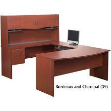 Bestar U Shaped Desk Awesome Bestar Harmony U Shape Computer Workstation 52411 Inside