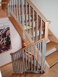 metal banister ideas decoration indoor stair railings interior design simple small