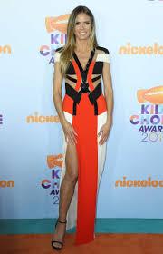 Hernandez Brothers Carpet by Heidi Klum 2017 Nickelodeon Kids Choice Awards 21 Gotceleb
