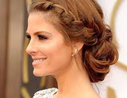 medium length hair for black tie black tie hairstyles for long hair the 25 best evening hairstyles