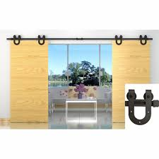 Interior Barn Door Track System by Home Sliding Door Track System Sliding Pocket Doors Barn Door