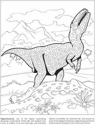 364 coloring dinosaurs reptils dragons images