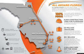 Map Of Florida Airports by Numbers Emerge On Mostly Private Passenger Rail In Florida