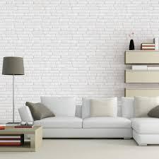 papier peint cuisine leroy merlin papier peint intissé briques anciennes blanc leroy merlin
