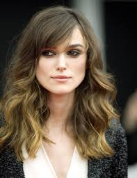 fleco largo cortes de pelo 2014 flequillo de lado cabello largo y cabello