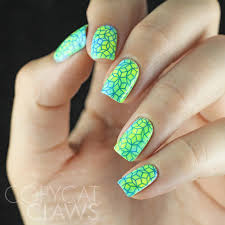 copycat claws it nail art stamping plates review