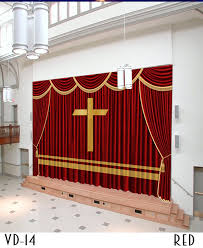 Church Curtains Make A Difference With New Church Curtains
