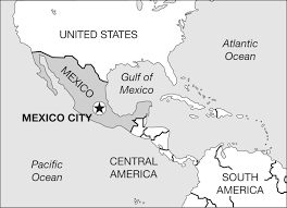 Black And White Map Of Central America by Global Politics A New Introduction Resources