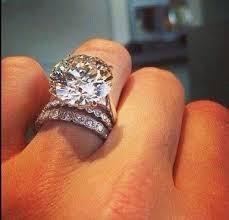 big silver rings images Buy luxury 925 solid sterling silver natural gemstone huge white jpg