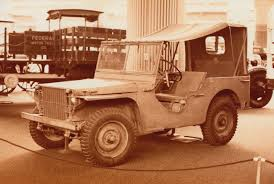 cartoon jeep side view america u0027s oldest known jeep celebrates its 75th birthday and
