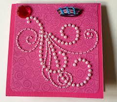 attractive designs of handmade birthday cards trendy mods com