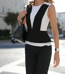 black tuxedo pants women white pants 2016
