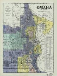 Map Of Nebraska Cities A History Of Redlining In Omaha U2013 North Omaha History