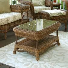 wicker side table with glass top incredible wicker lattice end table with glass top wicker end tables