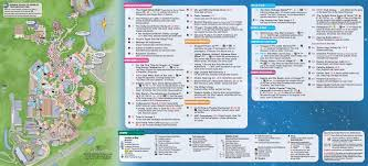 Universal Park Orlando Map by January 2016 Walt Disney World Park Maps Photo 1 Of 12