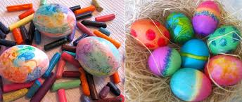 Easter Egg Decorating Ideas With Crayons by 10 Unusual Ways To Decorate Easter Eggs U2013 Diy Is Fun