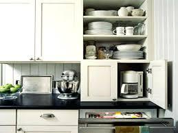 kitchen appliance storage ideas kitchen appliance cabinet storage imdrewlittle info