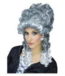 womens ghost halloween costumes victorian ghostly lady womens gray wig renaissance costumes