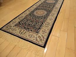amazon com silk persian navy area rugs narrow 2x8 navy hallway