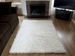 faux fur rugs white roselawnlutheran