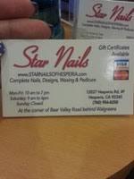 star nails prices photos u0026 reviews hesperia ca