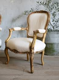 Louis 15th Chairs Vintage Louis Xv French Style Serpentine Armchairs Chairs