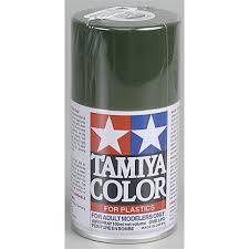 tamiya ts61 nato green tam85061 spray paint rc planet